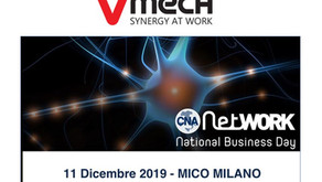 VMECH S.c.a.r.l. partecipa al CNA Network National Business Day 2019