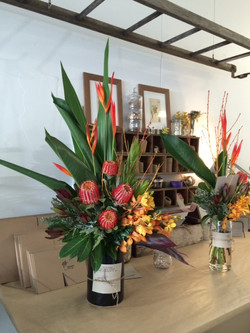 Brisbane Florist Event Lectern