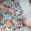 Thumbnail: Letterpress Bird Twig Puzzle