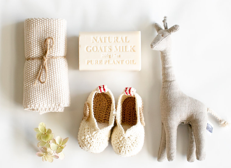 Welcome Baby Care Pack