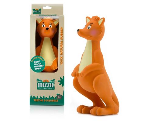 Mizzie The Kangaraoo – Teething Toy