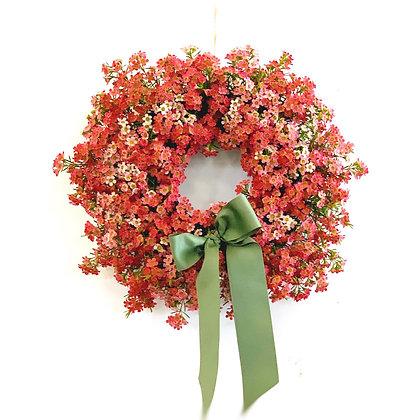 DIY Wreath Kit  -  Bush Bloom