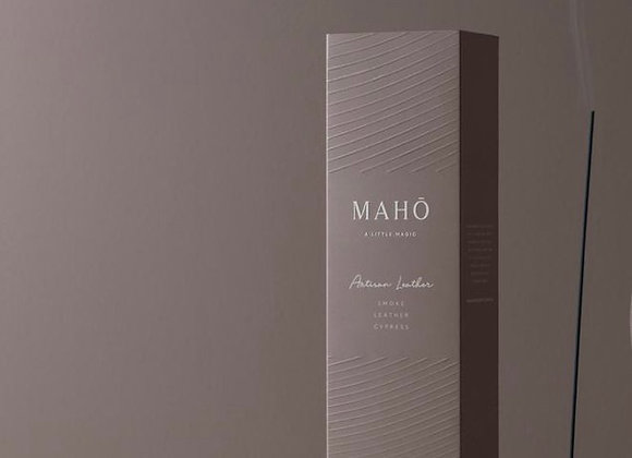 MAHO ARTISAN LEATHER INCENSE