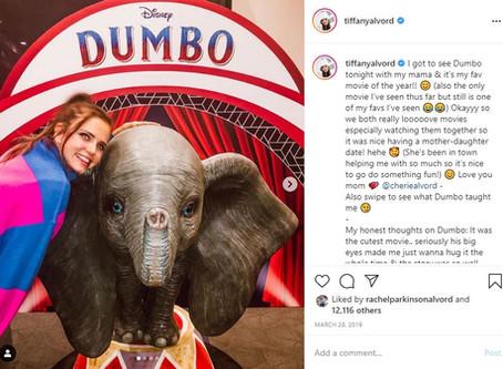 Dumbo @reald3d + @4dxusa!