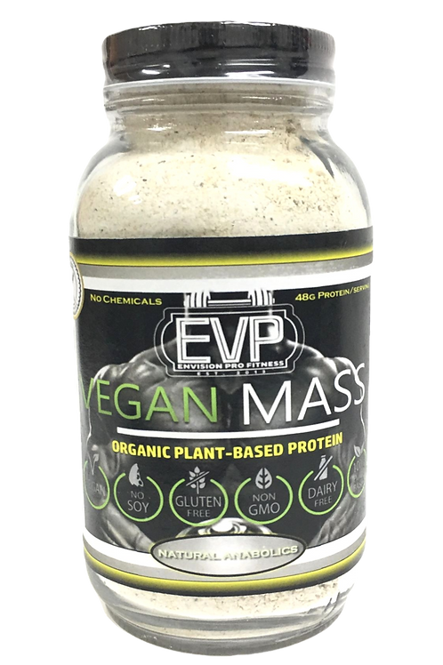 VeganMASS Organic Plant-Based Protein (21-Day Supply)