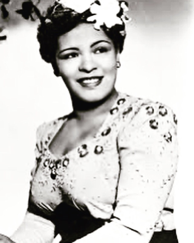 Black Music Month (Billie Holiday)