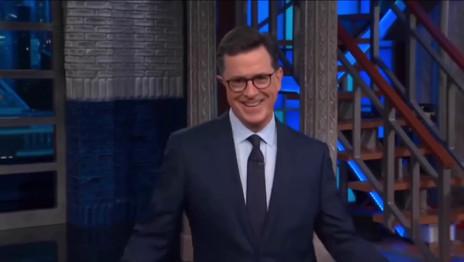 Remixing Colbert