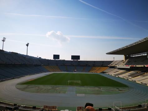 El Estadio Olimpico