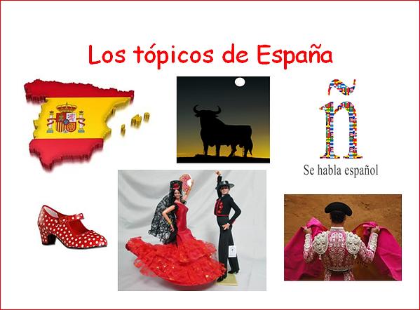 los topicos de Espana.PNG