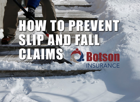 What Snow Contractors Can Do to Prevent Slip and Fall Claims