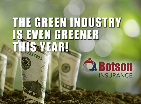 The Green Industry is Even Greener This Year