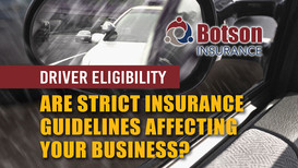 AS THE LABOR MARKET TIGHTENS, SO DOES DRIVER ELIGIBILITY FOR INSURANCE