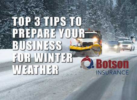 Employer Responsibilities During Winter Weather – Snow Days Aren't Fun Anymore
