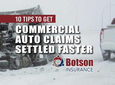 10 Steps to Make Commercial Vehicle Accident Claims Get Settled Faster and Easier