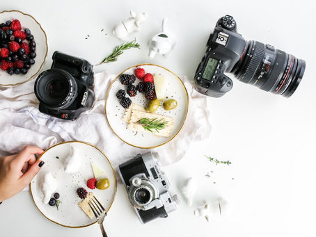 Dos and Dont's of Food Photography