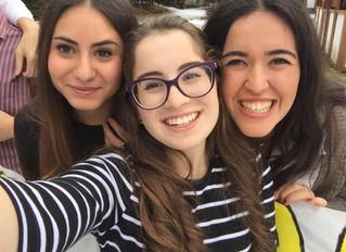 Chavruta of the Week: Sarah Moyal, Joelle Cons and Rivka Kakon