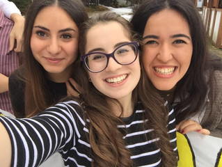 Chavruta of the Week: Sarah Moyal, Joelle Cons and Rivka Kakon