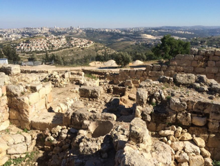 Sightseeing in the Parsha - Mitzpeh