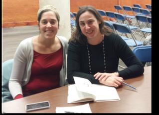 Chavruta of the Week: Shayna Weisz and Neta Noiman