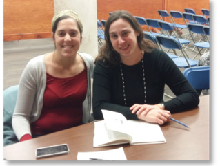 Chavruta of the Week: Shayna Weisz and Neta Noiman