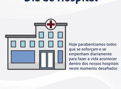 Dia do Hospital