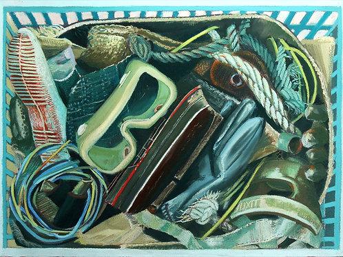 Sea Basket, In the Green Corner