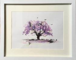 CW Lilac Tree