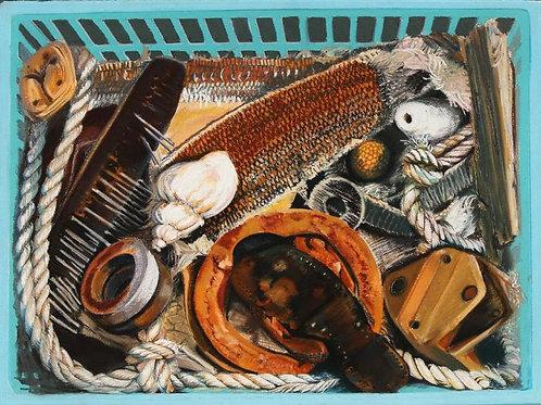 Sea Basket, Earth