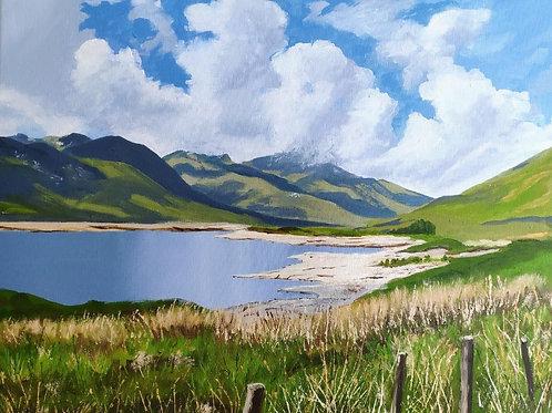 Black Cuillin Mountains, Skye