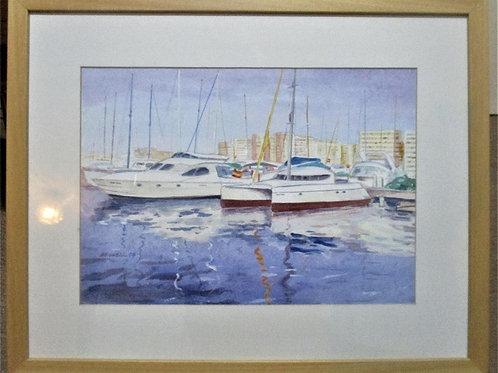 The Marina, Santa Pola
