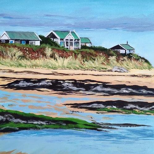 Embleton Beach Huts 2