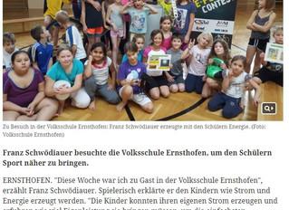 E-Powercontest in der Volksschule Ernsthofen