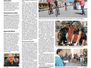 Radsport Schwödiauer bei der europäischen Friedensfernfahrt