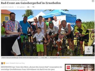 Abhofradfest 2019 im Bezirksblatt