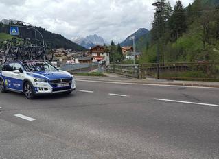 Radsport Schwödiauer beim Giro 2017