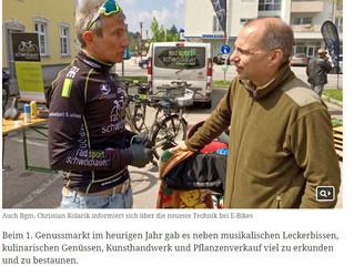 """Fahrrad FIT"" in Kronstorf am 29. April"