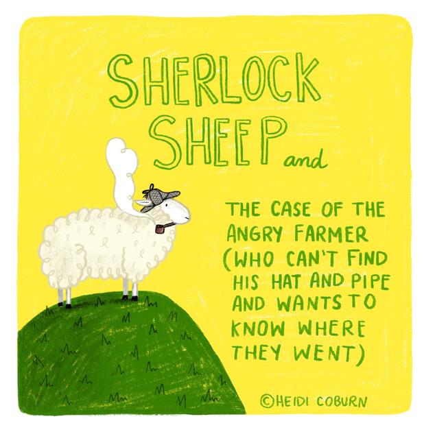 Sherlock Sheep