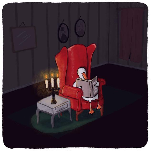 Folktale Week - Ghost Stories