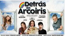 """Luisa Kuliok y Osvaldo Laport Juntos en """"Detrás del Arco Iris"""""""