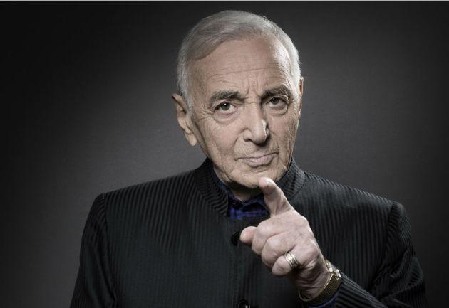 Falleció Charles Aznavour