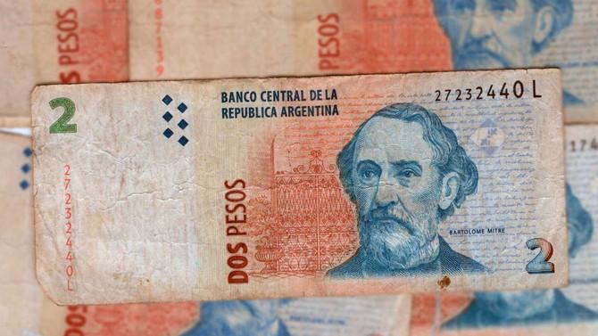 Hasta el 31 de mayo se podrán canjear los billetes de 2 pesos