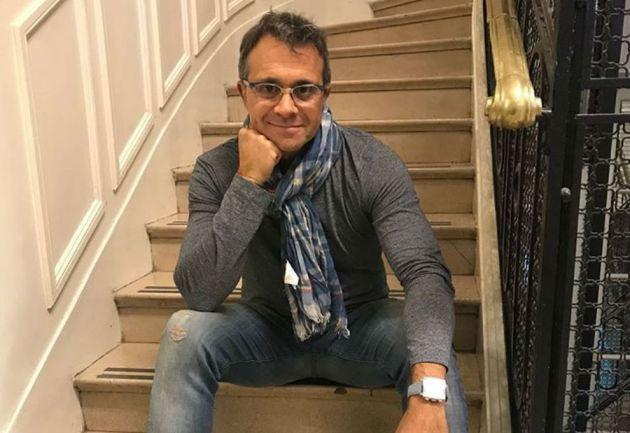 El drama de Sergio Lapegüe por la pérdida de la vista