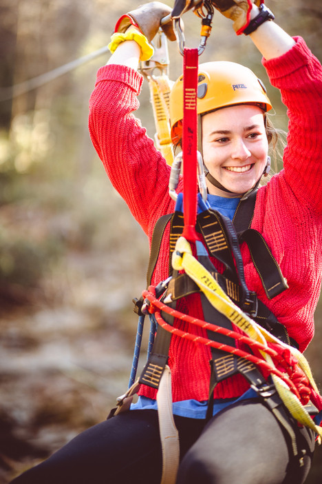 female-zip-lining-boone-nc