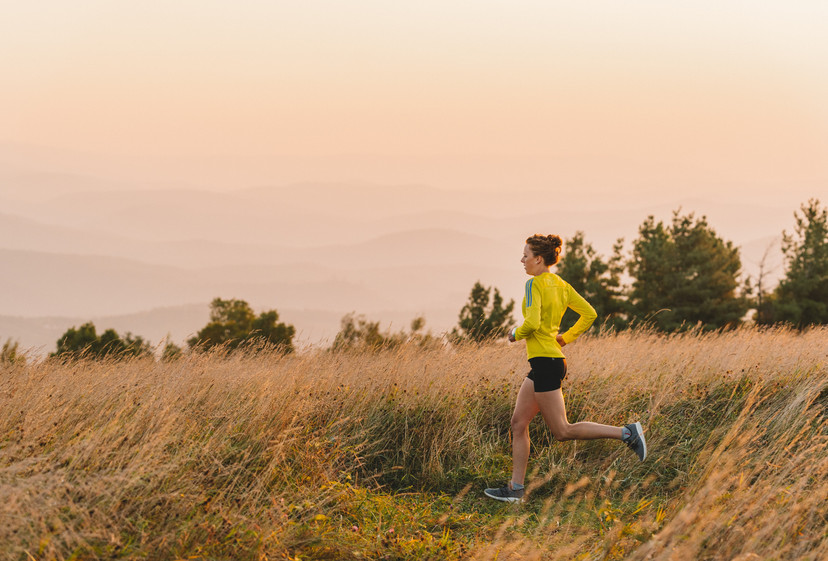 female-trail-running-boone-nc
