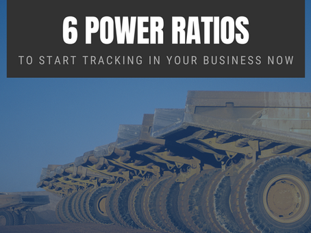 Six Power Ratios to Start Tracking Now