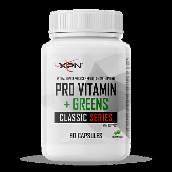 Pro Vitamin + Greens