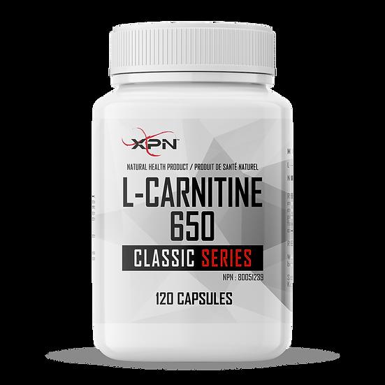 L-Carnitine 650