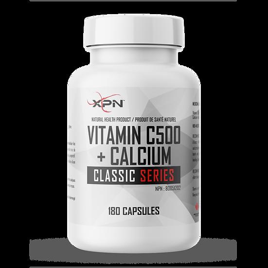 Vitamin C500 + Calcium