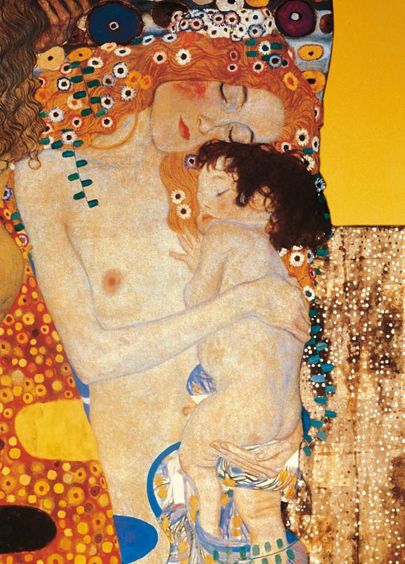 Le tre età della donna - Gustav Klimt