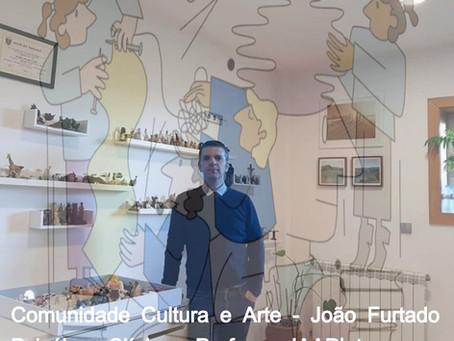 Entrevista ao Psicólogo Clínico João Furtado - Comunidade Cultura e Arte